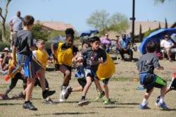Lower Schools Sports