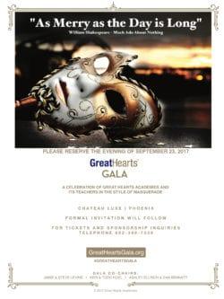 Great Hearts Gala dot org