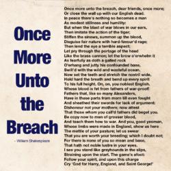 Bard Poem