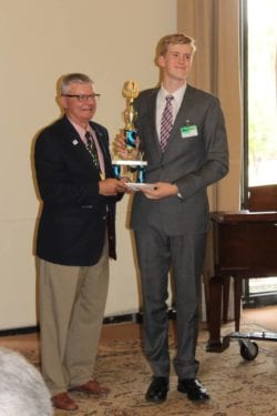 2nd Place Rotary Winner Takes Home $3,000 Scholarship
