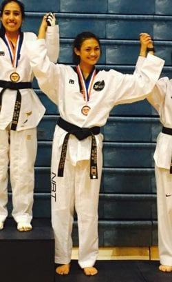 Galasso Family Succeeds at Taekwondo Championships