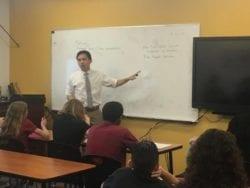 Teacher Feature, Get to Know Trivium Prep's James Manion