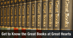 Get to know the Great Books at Great Hearts