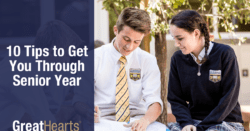 10 Tips to get you through senior year