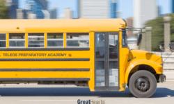 Teleos Preparatory Academy Bus