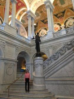Scottsdale Prep Senior Goes Inside of Library of Congress