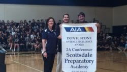 Scottsdale Prep AIA Award
