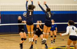 Great Hearts Dominates in Volleyball