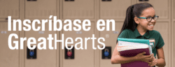 Inscríbase en Great Hearts