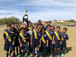 Maryvale Prep Wins Girls and Boys Soccer Championships