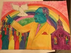 Trivium Prep 7th Grader Wins Art Contest