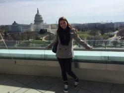 Day 1 in Washington