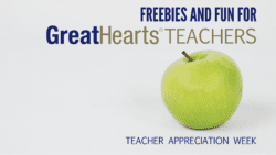 Teacher Appreciation Week Freebies