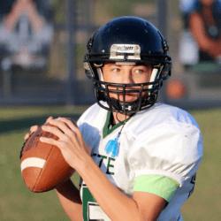 Arete Prep quarterback