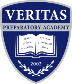 Veritas Preparatory crest