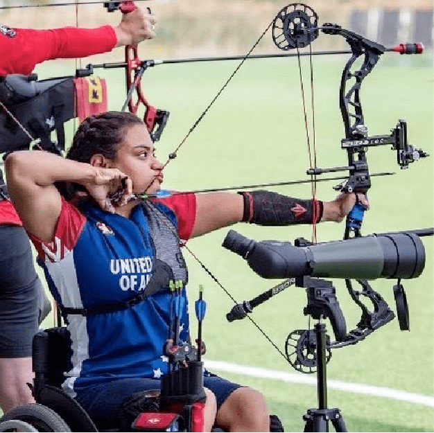 Chandler Prep student works towards the 2020 Para Olympics