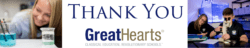 Thank you from Great Hearts