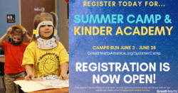 Register for Great Hearts Summer Camp