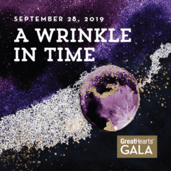 Great Hearts Gala: A Wrinkle in Time