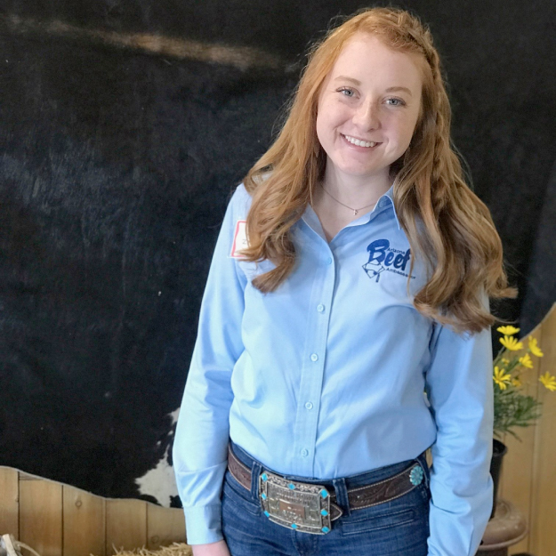 Trivium Prep senior chosen to serve as the Sr. Beef Ambassador of Arizona