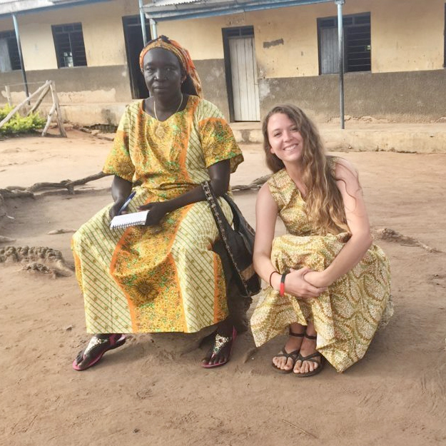 Chandler Prep alumna Emily Michael discusses her current work in the Peace Corps