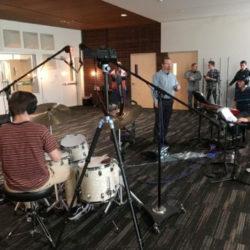 Chandler Prep jazz band