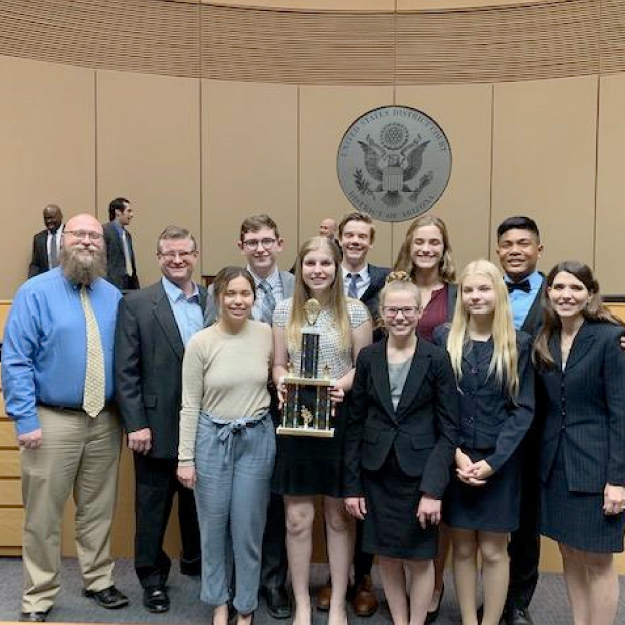 Great Hearts takes top 3 spots in the Arizona Mock Trial State Tournament