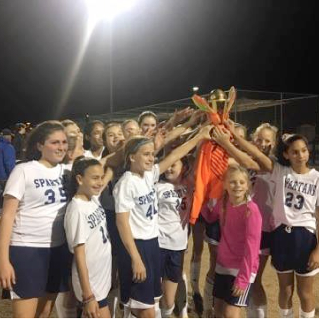 Scottsdale Prep girls soccer A and B teams win the Great Hearts Middle School League Championship