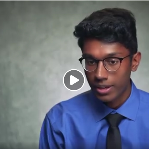 Scottsdale Preparatory student received the Jenkins Youth Leadership Award