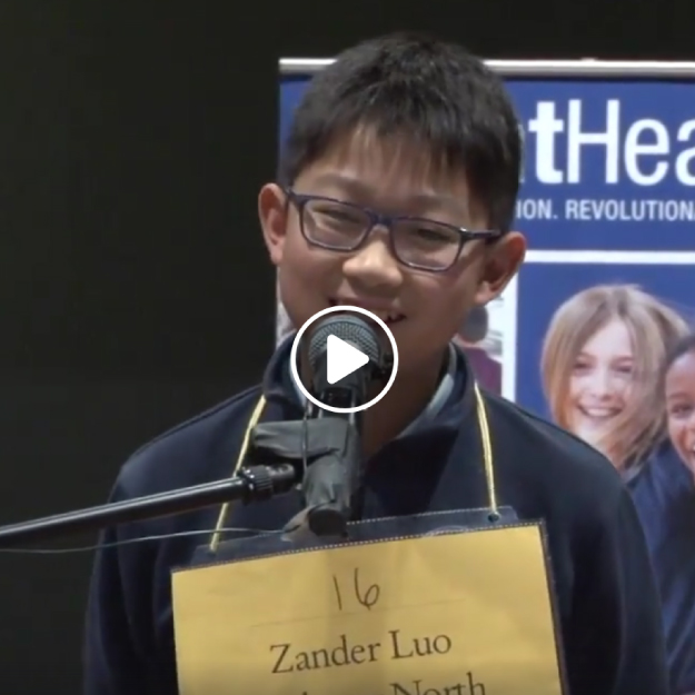 Highlights from the Great Hearts Spelling Bee