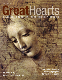 Great Hearts annual report volume 6 cover