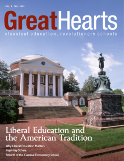 Great Hearts annual report volume 5 cover