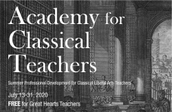 academy for classical teachers logo