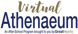 virtual athenaeum logo