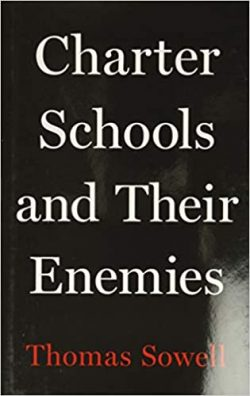 book cover - charter schools and their enemies