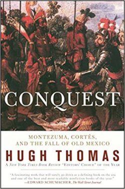 Book cover - conquest