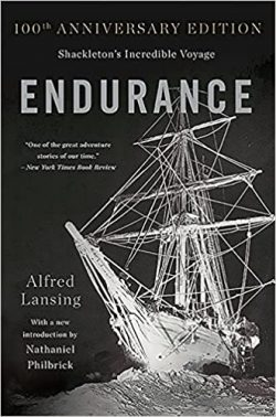 book cover - Endurance