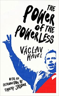 Book cover - The Power of the Powerless