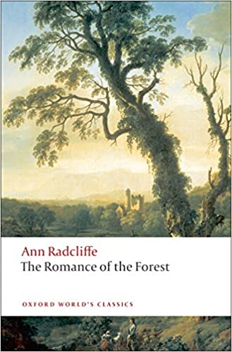 Book cover - The Romance of the Forest