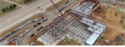 Arlington Construction building