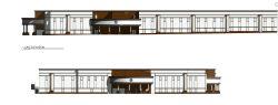 rendering of new Anthem Prep campus
