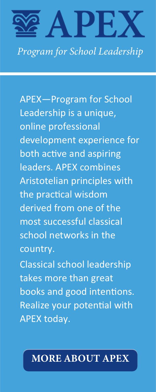 Apply to the Apex Leadership Program